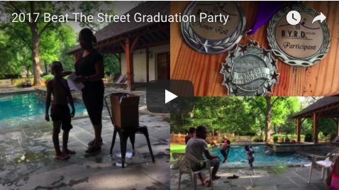 Our 2016-2017 Graduation Party!