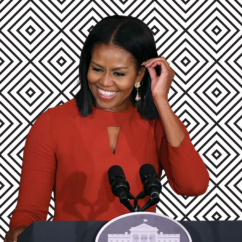 Michelle obama tout